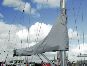 Blue Performance Sail cover 3