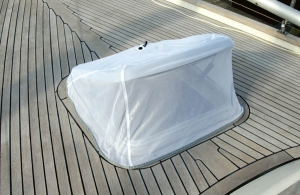 BP Hatch Cover Mosquito 10 Ø600mm