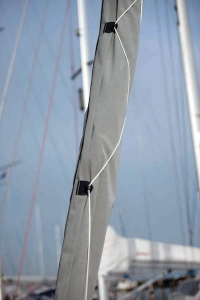 Blue Performance Furled HeadSail cover 11mtr.