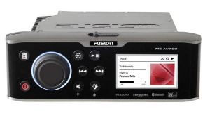 Fusion 750 FM/DVD/Bluetooth/USB/NMEA