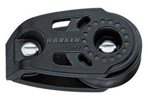 Harken Carbo Blok 29mm enk/skildpade