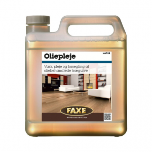 FAXE OLIEPLEJE NATUR