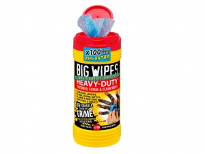 BIG WIPES RED HEAVY DUTY