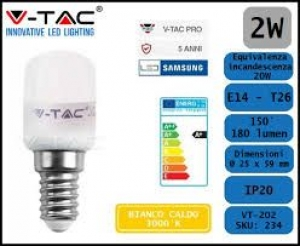V-TAC 2 WATT 220VE 14