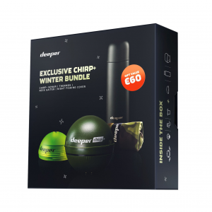 Deeper Smart Sonar Chirp + Winter Bundle